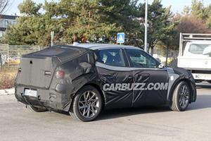 Genesis Caught Testing New Tesla Model Y Rival