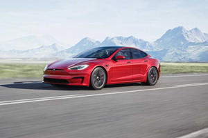 Tesla Model S Updated With 520-Mile Plaid+ Option