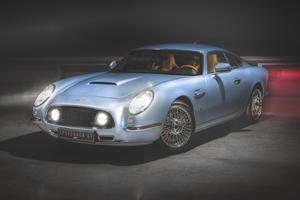 David Brown Automotive Delivers A Piece Of Art
