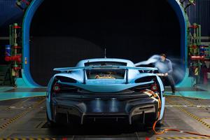 Watch The Rimac C_Two Undergo Final Aerodynamic Tests