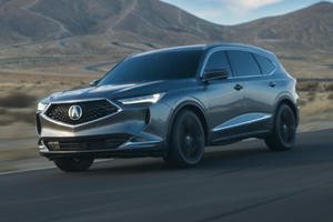 Acura Wants You To Know The 2022 MDX Drives Like A Sports Car