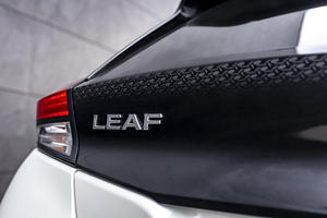 Nissan Leaf Gets New Upgrades To Celebrate A Decade Of Success