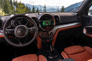 Official: Mini Completely Ditching Leather Interiors