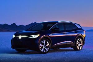 How Volkswagen's New EV Can Talk Using Light