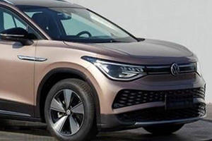 Leaked! Volkswagen ID.6 X Coming For The Tesla Model X