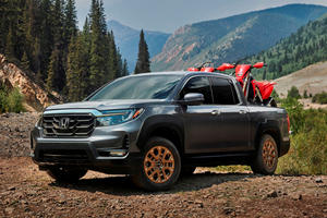 Honda Wasting No Time With 2021 Ridgeline Deals