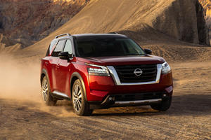 2022 Nissan Pathfinder Revealed With New Rugged Design