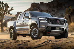 2022 Nissan Frontier Arrives With Butch Styling And Much-Improved Safety