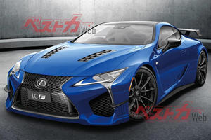 Get Ready For A Lexus F Sports Car Onslaught