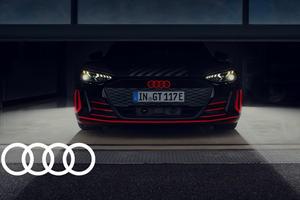 The Final Audi e-tron GT Teaser Is Spectacular