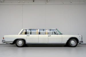 This $2.6M Mercedes-Benz 600 Pullman Is Dictator Chic