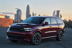 2021 Dodge Durango SRT Hellcat Enters Production
