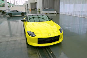 Has Nissan Teased A New Color For The 400Z?