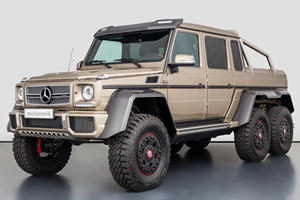 This Mercedes-AMG G63 6x6 Is An Influencer's Dream
