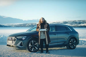Audi's Response To GM's Norway Super Bowl Ad Is Brilliant
