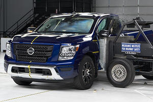 2021 Nissan Titan Not As Safe As It Used To Be