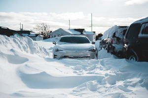 What to Do When Your Car is Stuck in the Snow