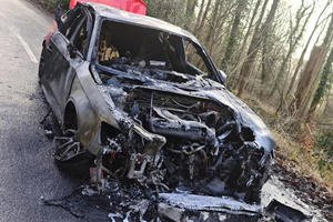 UK's Fastest Audi RS3 Destroyed In Fire