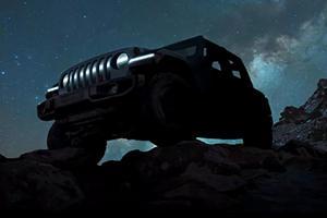 Jeep Reveals All-Electric Wrangler