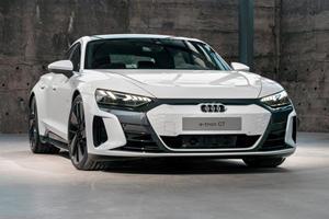2022 Audi e-tron GT Arrives To Conquer Porsche And Tesla