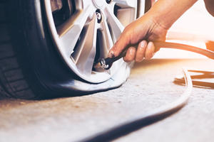 Learn How To Change A Tire Like A Pro