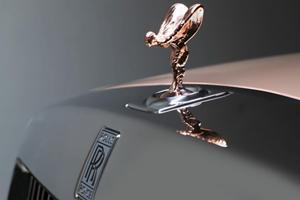 Rolls-Royce's Spirit Of Ecstasy Celebrates 110th Anniversary