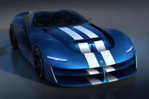 Stunning Basilisk Concept Is A Dodge Viper For The 21st Century