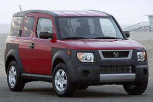Cars Nobody Asked For: Honda Element