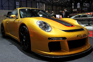 Genii Capital Buys RUF Automobile