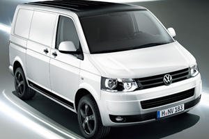 VW Releases Special Transporter