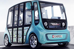Rinspeed Wants You to Rethink Mobility