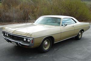 Unearthed: 1970 Dodge Polara