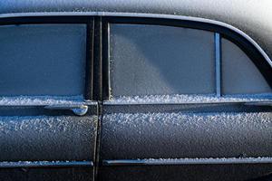 How To Open Frozen Car Doors