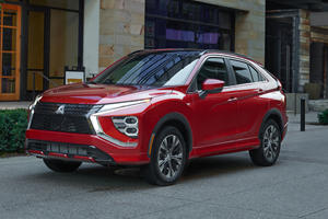 2022 Mitsubishi Eclipse Cross Arrives With Higher Price And Better Styling