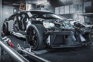 1,600-HP Bugatti Centodieci Edges Closer To Production