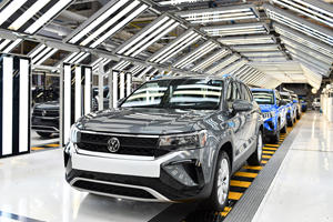 Volkswagen Taos Ready To Storm The US Border