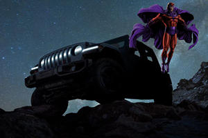 Magneto: The Electric Jeep Wrangler Could Get A Supervillain Name