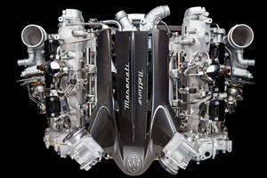 Maserati's Nettuno V6 Engine Will Only Go Into One Car