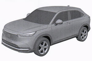 LEAKED: This Is The New Honda HR-V