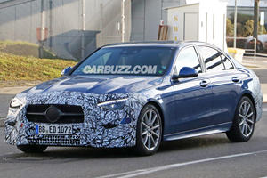 New Mercedes C-Class Will Be Larger And More Luxurious
