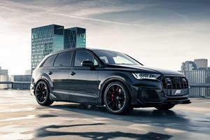 Audi SQ7 Gets A Sleek New Look