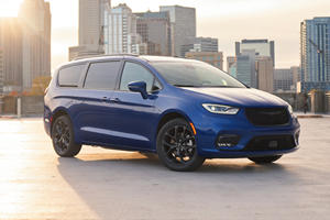 Mopar Releases New Accessories For Chrysler Pacifica