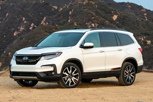 Honda And Acura Want Their Own Full-Size SUVs