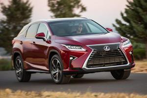 Lexus Plots New Luxury Three-Row SUV