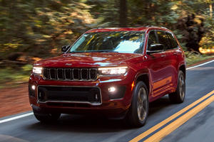 Jeep Reveals Then Removes 2021 Grand Cherokee L Pricing