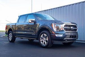 There's A Mysterious 2021 Ford F-150 Battery Problem