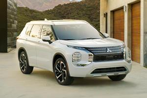 Meet The New 2022 Mitsubishi Outlander