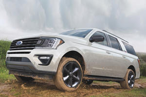 2021 Ford Expedition STX Package Arrives For Outdoor Adventures