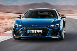 Audi Likes The Idea Of An All-Electric R8
