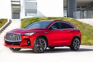 2022 Infiniti QX55 Is Way More Expensive Than The QX50